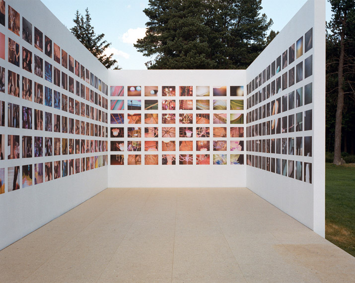 Vienna MMIX – All the System's Failures, extended Installation at St.Moritz Art Masters 2011