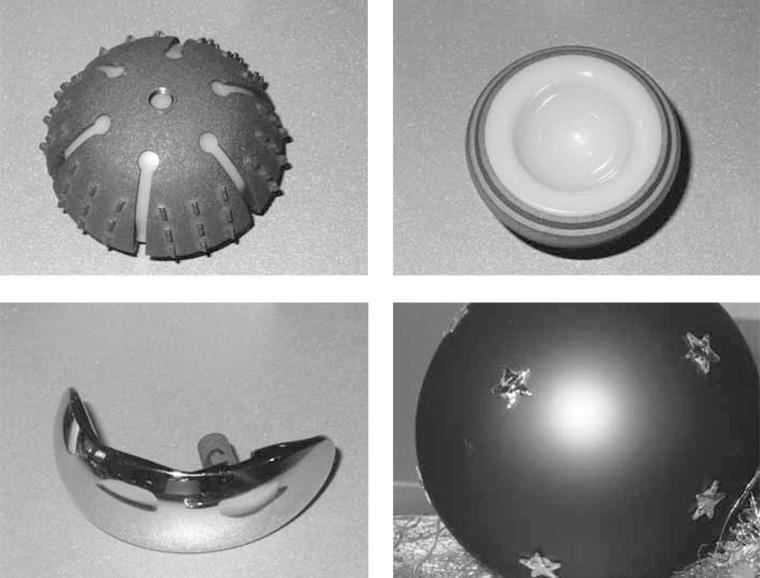 Endo Balls, 2005/08, inkjet-print 41,5 × 54 cm each